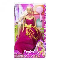 Кукла Defa: принцесса в малиновом