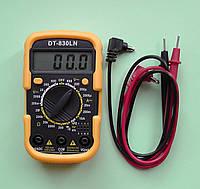 Цифровой тестер, мультиметр DT-830LN, фото 1