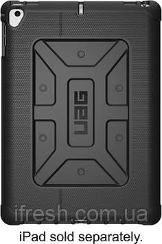 Чехол Urban Armor Gear для iPad 9.7 (2018 / 2017 / Pro/ Air 1/Air 2)  Metropolis, Black (X002TFRE95)