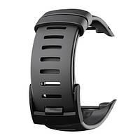 Ремешок Suunto D4i Novo; силиконовый; чёрный