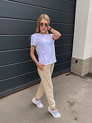 Спортивний костюм жіночий штани і футболка на літо