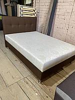 """Кровать """"Жанна"""" с матрасом и подъемным механизмом 200*160 спальное (любые размеры)"""