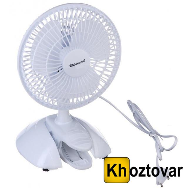 Вентилятор настільний Domotec MS-1623