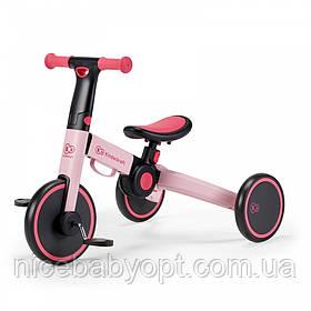 Трехколесный велосипед 3 в 1 Kinderkraft 4TRIKE Candy Pink