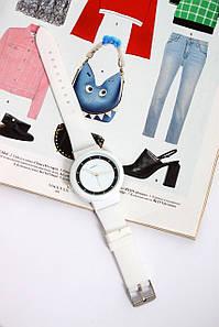 Годинник FAMO Жіночі годинники Ніки білі Довжина 22.5(см)/Ширина 1.5(см) (3-1) #L/A
