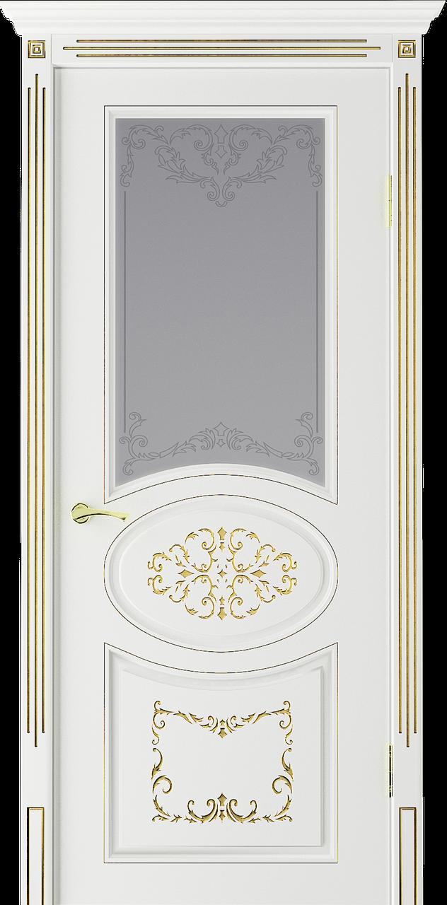 Міжкімнатні двері VIP «Сільвія П. Про» (без патини)