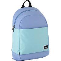 Рюкзак Сity 173-2 блакитний, бірюзовий GoPack