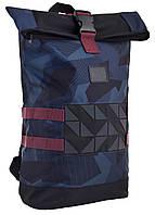 Рюкзак міський Roll-top T-70 Navigator militarist, Yes