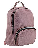 Рюкзак жіночий YW-10 рожевий, Yes
