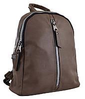 Рюкзак жіночий YW-16 світло-коричневий, Yes