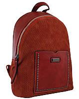 Рюкзак жіночий YW-19 темно-помаранчевий, Yes