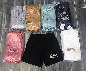 Спортивні трикотажні шорти Miami 42-46 (в кольорах)