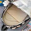 Городской рюкзак с мишками, фото 4
