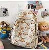 Городской рюкзак с мишками, фото 2