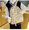 Городской рюкзак с мишками, фото 9
