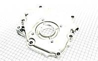 Крышка блока двигателя  на мотоблок с двигателем 168F-6,5л.с.
