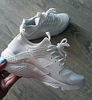 Летние белые кроссовки  , размер 36, стелька 22,5