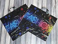 Пакеты с петлевой ручкой 60 x 50 см (уп-25 шт)