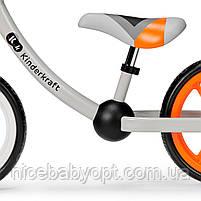 Беговел Kinderkraft 2Way Blaze Orange, фото 8