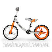 Беговел Kinderkraft 2Way Blaze Orange, фото 2