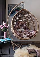 Подвесное кресло кокон Колибри