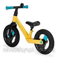 Беговел Kinderkraft Goswift Primrose Yellow, фото 3