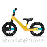 Беговел Kinderkraft Goswift Primrose Yellow, фото 4