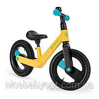 Беговел Kinderkraft Goswift Primrose Yellow, фото 5