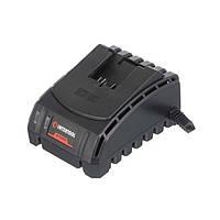 Пристрій зарядний для акумуляторів літій-іон 20 В, струм заряду 2.0 А INTERTOOL WT-0344