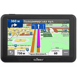 "Навігатор 5.0"" Globex GE516 + NavLux CE (GPS GE516 + NavLux)"