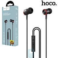 Наушники с микрофоном Hoco M42 черные