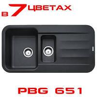 Мойка гранитная PBG 651, фото 1