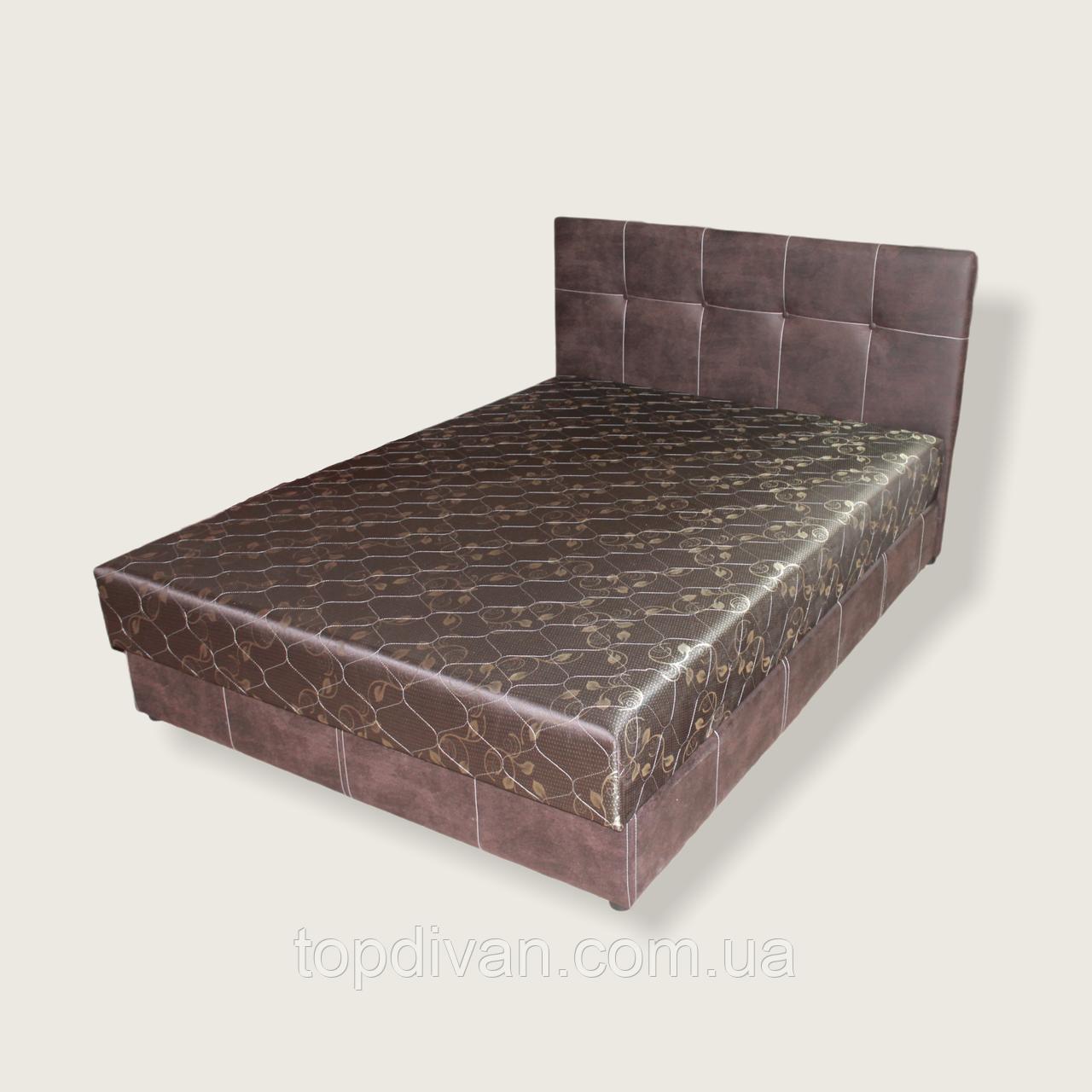 """Ліжко """"Жанна"""" (Риол) з матрацом та підйомним механізмом 200*160 спальне (будь-які розміри)"""