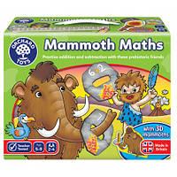 Orchard Настільна гра «Математика мамонтів» Orchard Toys, фото 1
