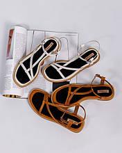 Летняя обувь на низком ходу