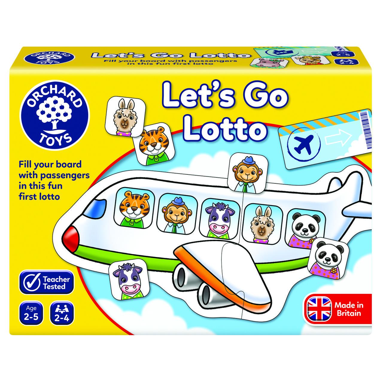 Orchard Настольная игра-лото для малышей «Увлекательное путешествие»