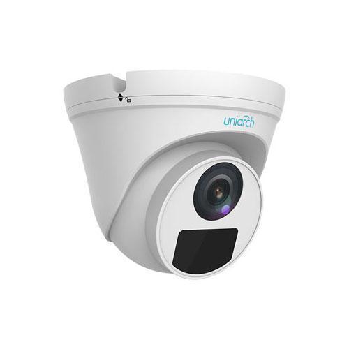 IP відеокамера купольна UniArch IPC-T112-PF28 для систем відеоспостереження