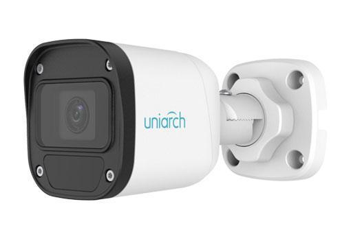 IP відеокамера вулична UniArch IPC-B114-PF40 для систем відеоспостереження
