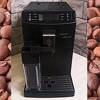 Кофемашина Saeco Minuto HD8763 One Touch Cappuccino б/у
