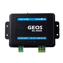GSM - контроллер RC-4000
