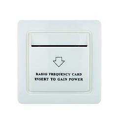Энергосберегающий карман для гостиниц SEVEN LOCK P-7751 white