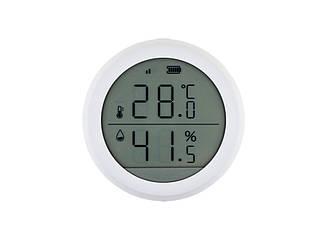 Датчик температуры и влажности Zigbee SEVEN HOME Z-7065