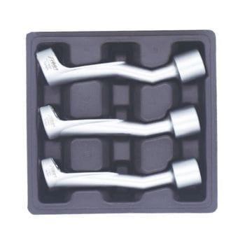 Набір ключів для паливних з'єднань 14, 17, 19мм 3 од.