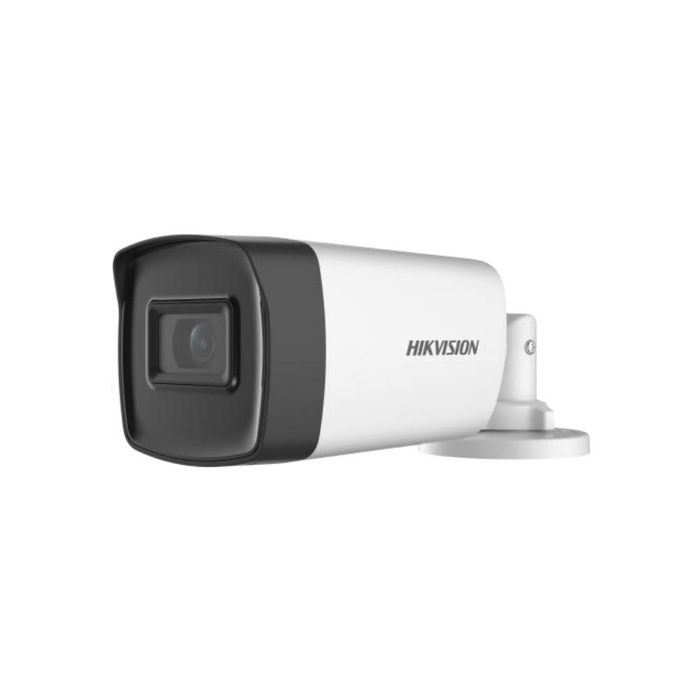 HD-TVI видеокамера 5 Мп Hikvision DS-2CE17H0T-IT5F (3.6 мм) для системы видеонаблюдения