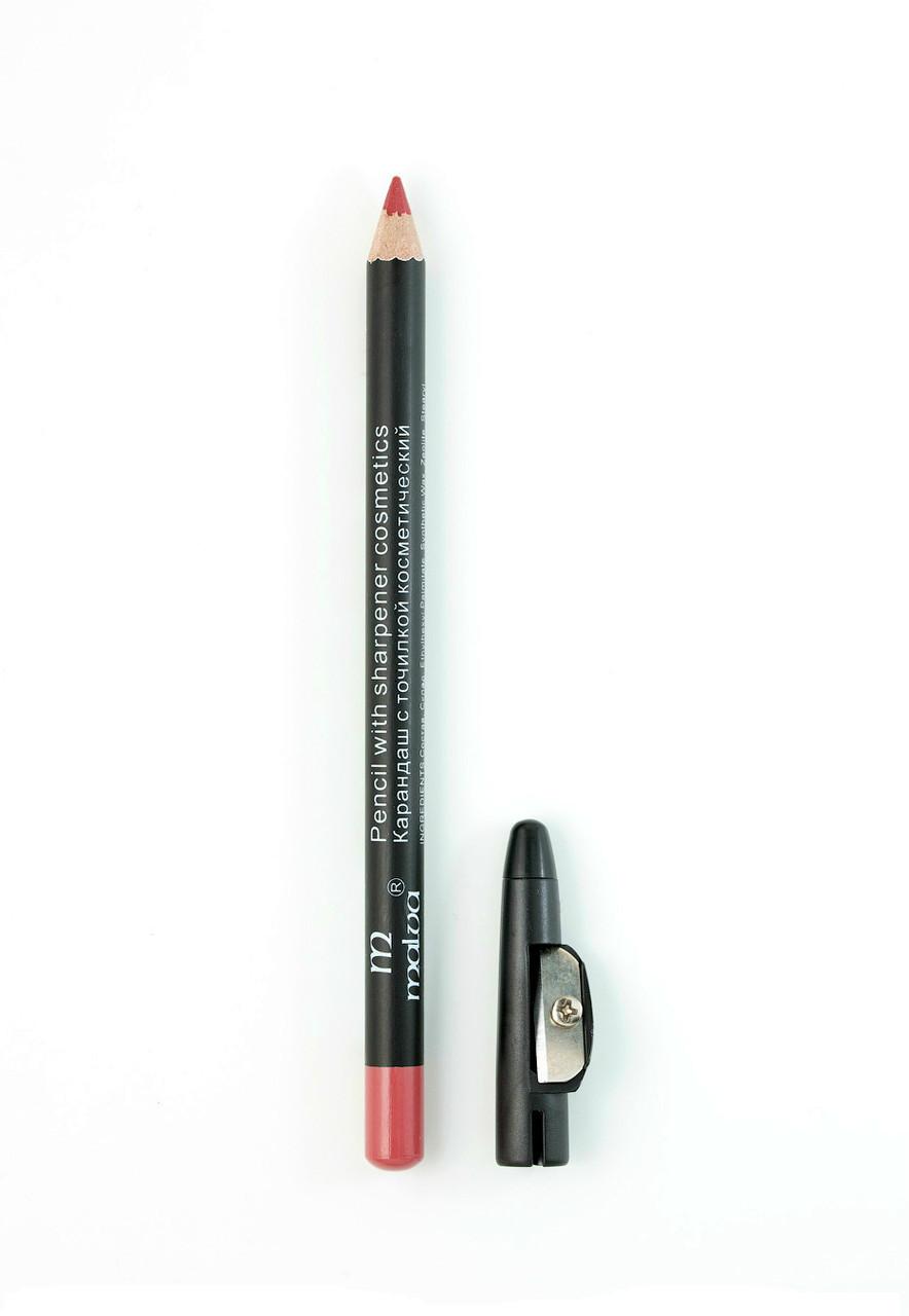 Олівець з точилкою Malva М-313 № 2