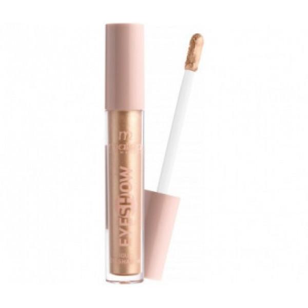 Рідкі тіні для повік Metallic Liquid Cream Eyeshadow PM5501 № 10