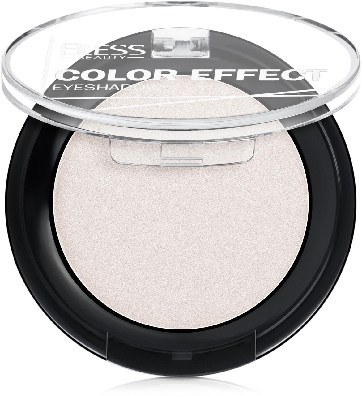"""Тени компактные Bless """"Color Effect Mono Eyeshadows"""" - №1"""
