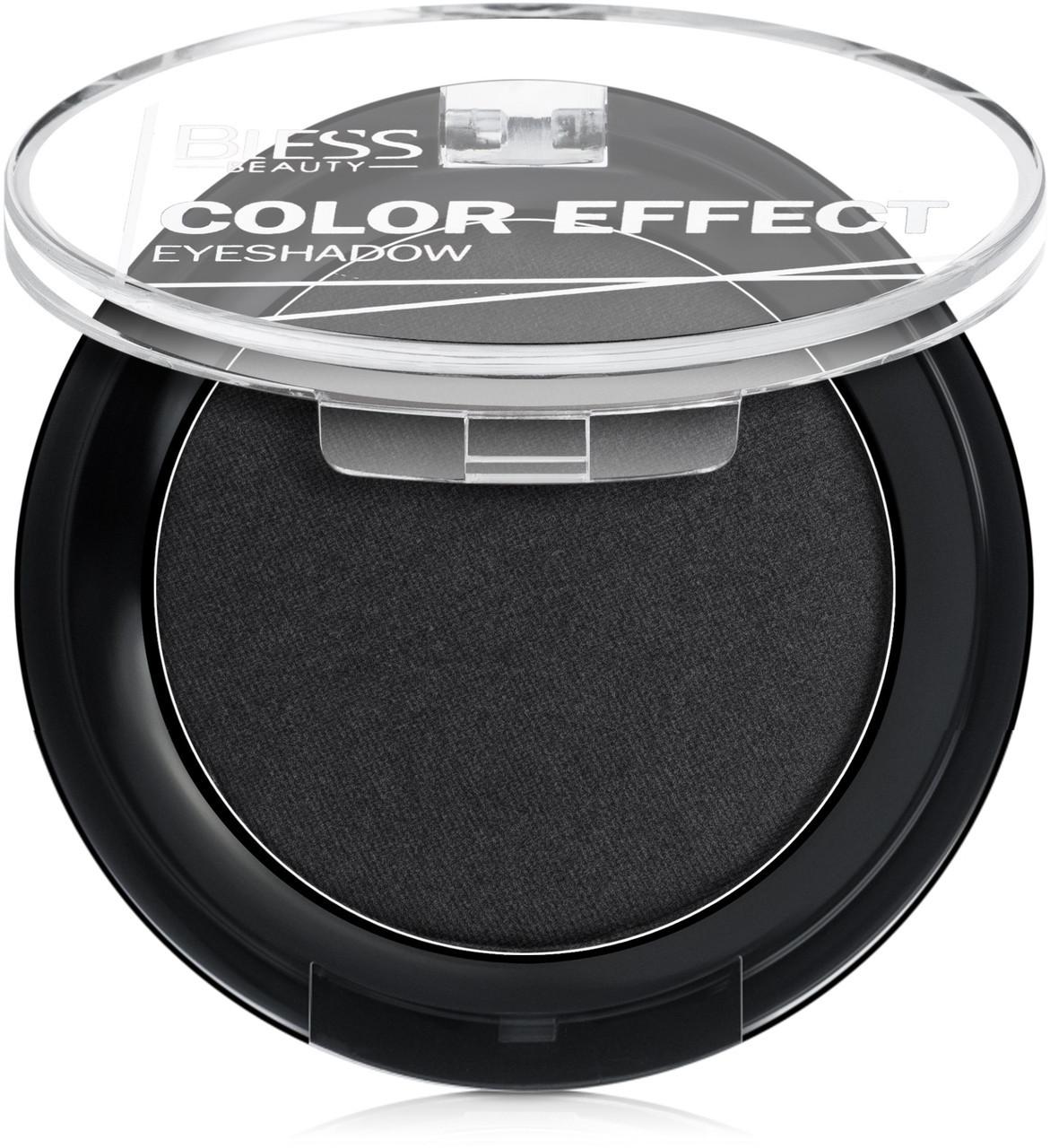 """Тіні компактні Bless """"Color Effect Mono Eyeshadows"""" - №2"""