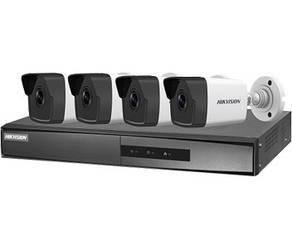 PoE Комплект видеонаблюдения Hikvision NK42E0H-1T(WD)