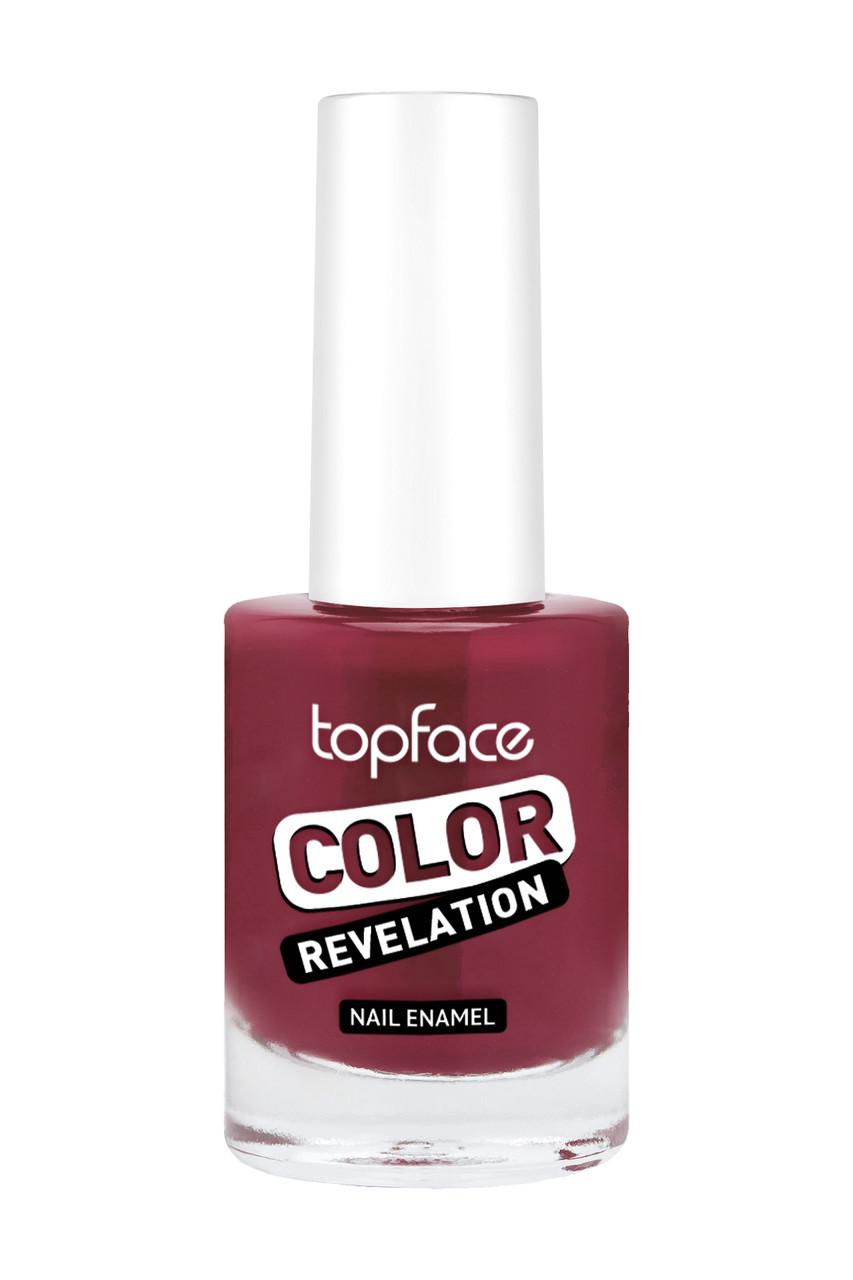 Лак для ногтей Topface Color Revelation PT105 № 21
